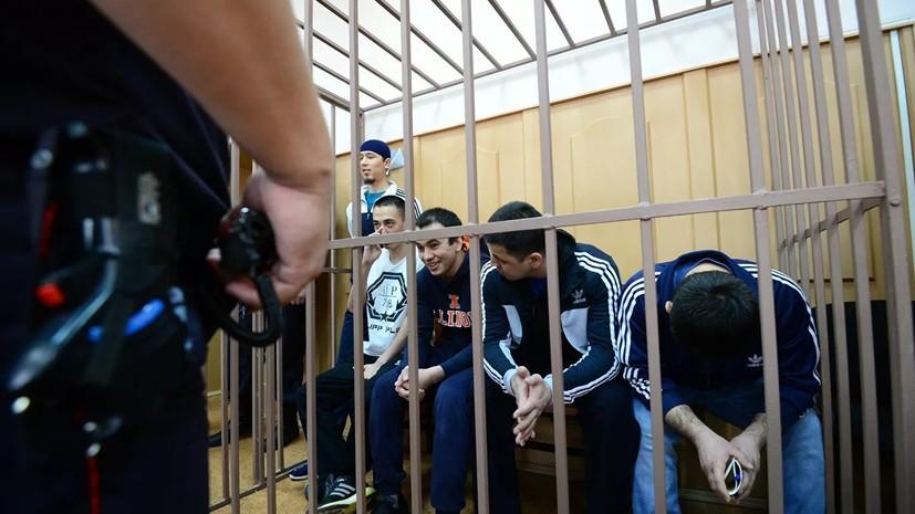 Осуждённые по делу о теракте в метро Петербурга подадут апелляцию