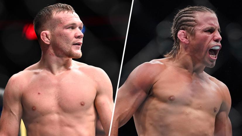 В шаге от Сехудо: почему победа над Фейбером может сделать Яна первым претендентом на титул чемпиона UFC