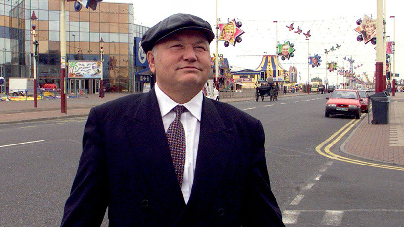 «Личность неординарного масштаба»: скончался бывший мэр Москвы Юрий Лужков