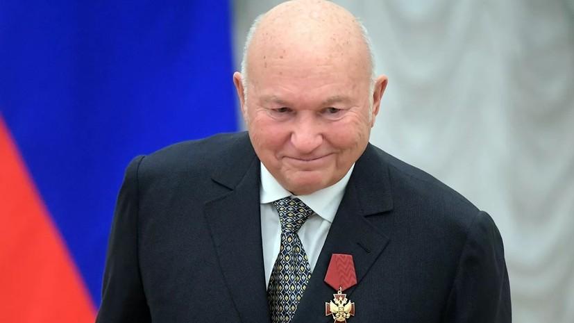 Хазанов прокомментировал сообщение о смерти Лужкова