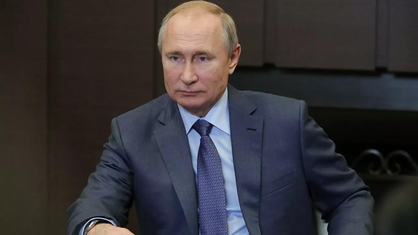 Путин прокомментировал наказание за брошенные «пластиковые стаканчики»
