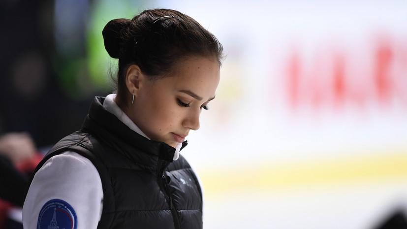 Этап испытаний: Загитовой не следует завершать карьеру после провала в финале Гран-при