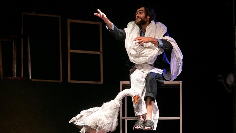 Удмуртия станет столицей фестиваля «Театральное Приволжье» в 2020 году