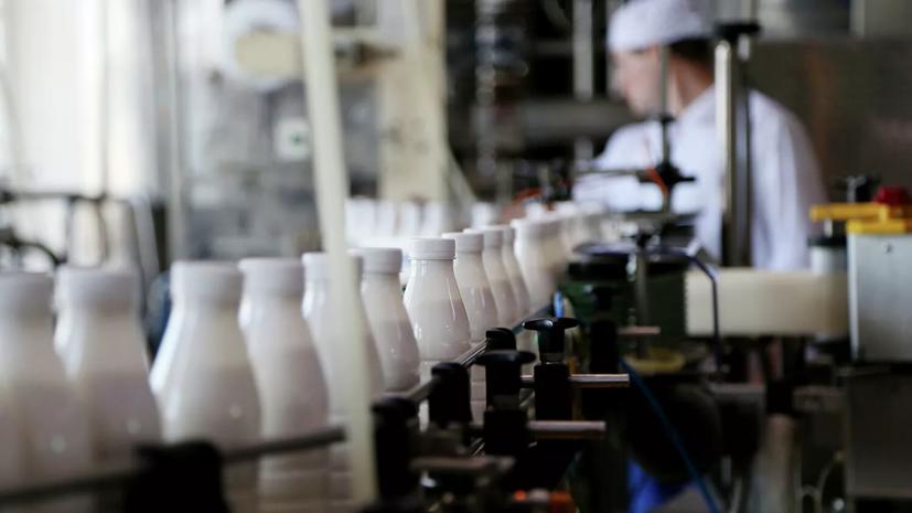 СМИ: В Росстандарте предложили ввести новые названия для молокосодержащих продуктов