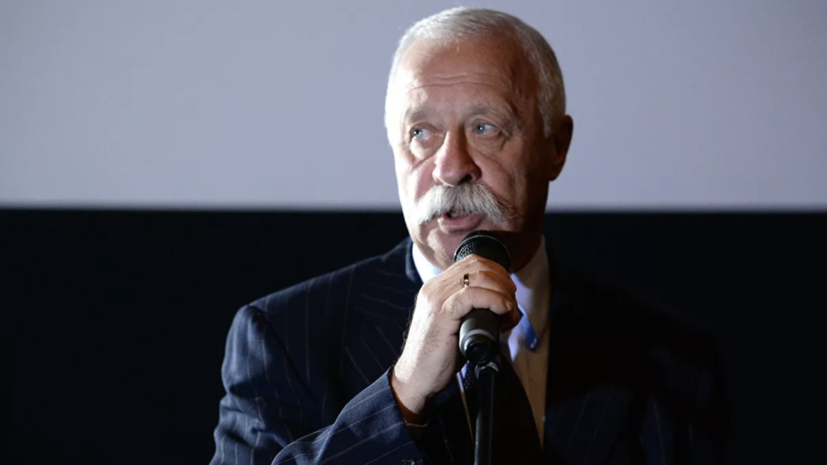 Якубович прокомментировал сообщение о смерти Лужкова