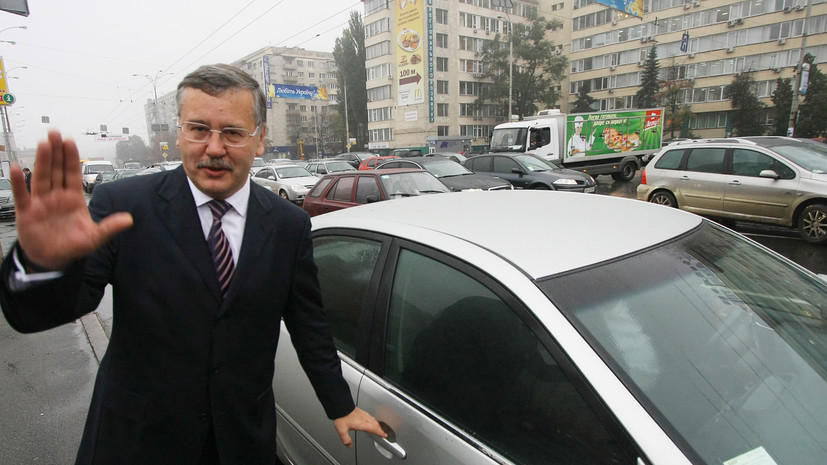 СК направил в суд дело против экс-министра обороны Украины Гриценко