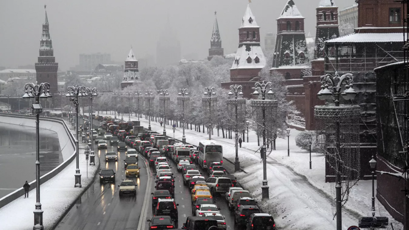 Климатолог рассказал о прогнозе европейской зимы в Москве
