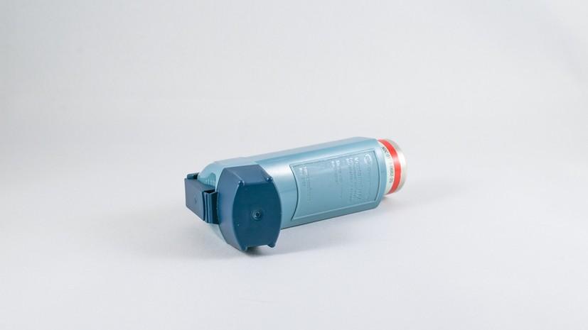 Эксперты Роспотребнадзора назвали способы снижения риска развития астмы