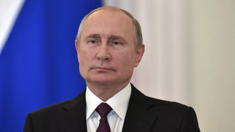 Путин не будет смотреть«Слугу народа»