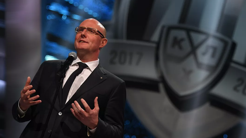 Глава КХЛ заявил, что его возмущает решение WADA в отношении России