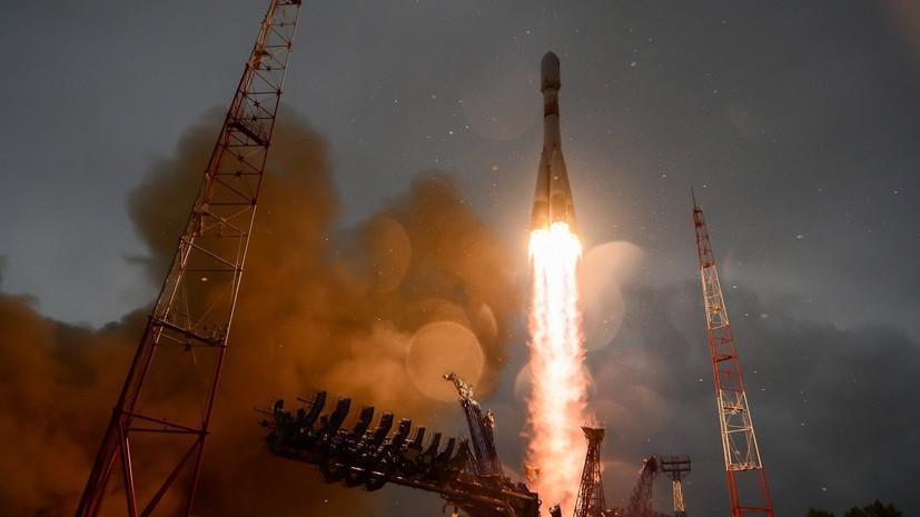 Запущенный с Плесецка спутник ГЛОНАСС-М выведен на расчётную орбиту