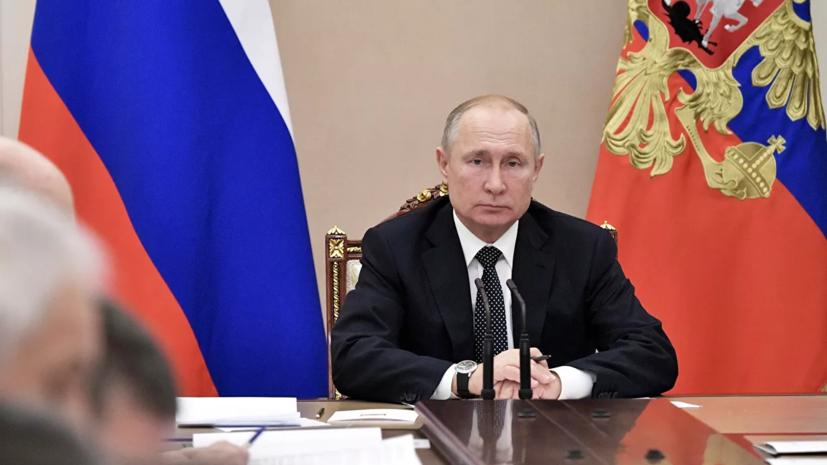 Путин призвал глав регионов чутко реагировать на просьбы ветеранов