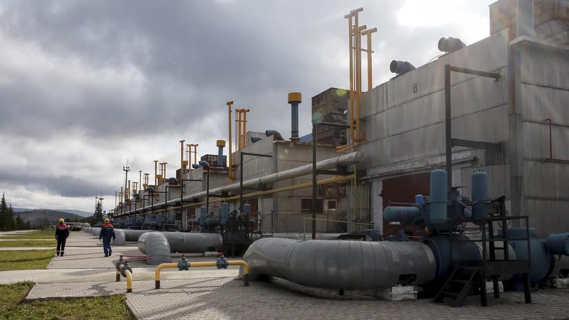 «Политика шантажа»: как Украина планирует обеспечить «надёжный» транзит российского газа в Европу