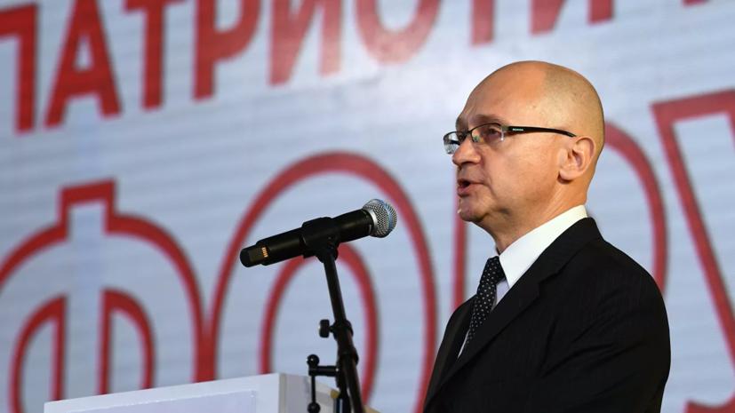 Проект о звании «город трудовой доблести» готов к внесению в Госдуму