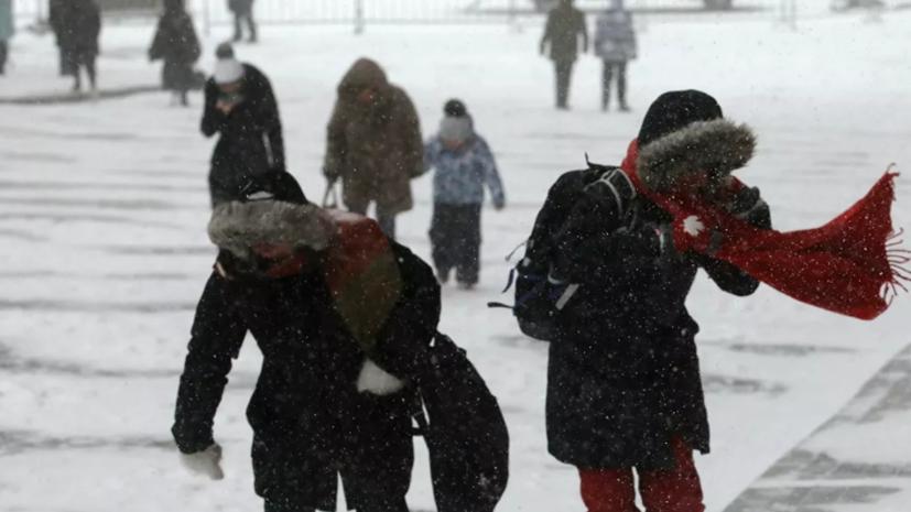 Синоптики предупредили об усилении ветра до 18 м/с в Оренбургской области