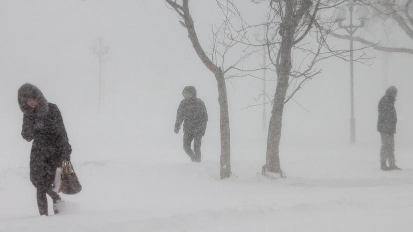 МЧС предупредило жителей Южных Курил об ураганном ветре