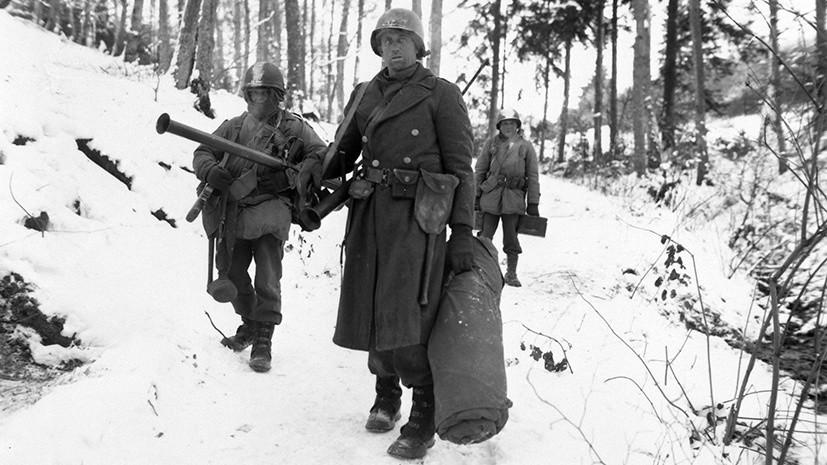«Красная армия спасла десятки тысяч жизней»: какую роль сыграл СССР в Арденнской операции