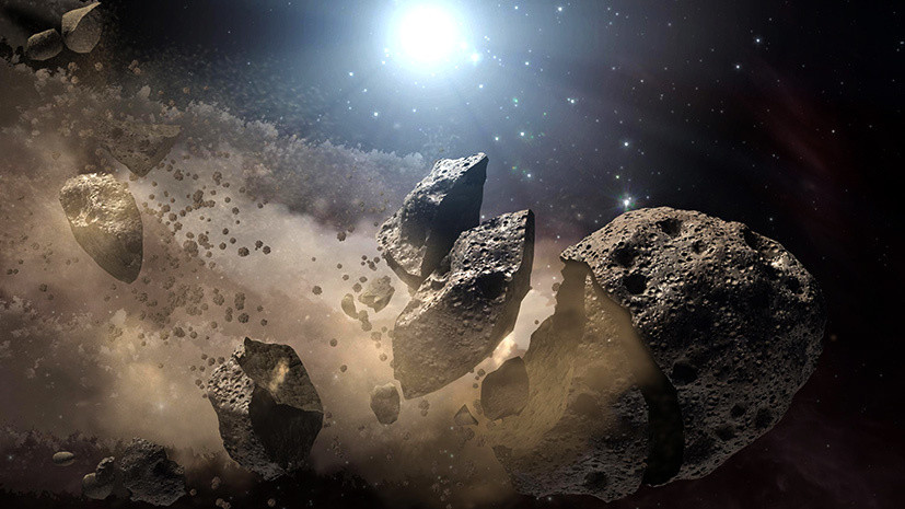 Защита от метеоритов: в России появится центр по обнаружению опасных астероидов