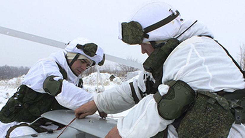 Черноморский флот сообщил о проведении артиллерийских учений с беспилотниками