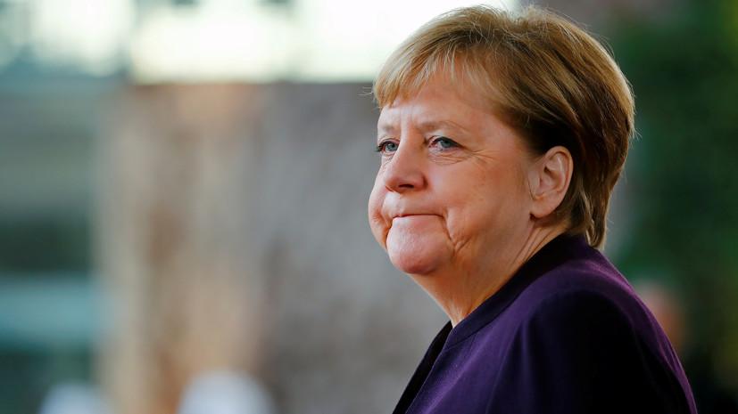 Forbes назвал Меркель самой влиятельной женщиной 2019 года