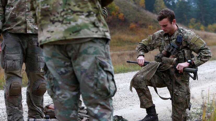 Дания отправит более 150 военнослужащих в Ормузский пролив