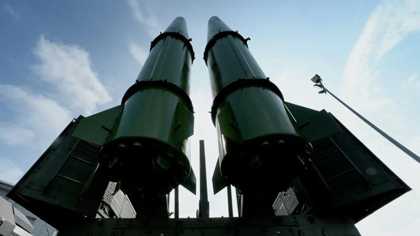 Расчёты комплекса «Искандер» поразили учебную цель под Астраханью