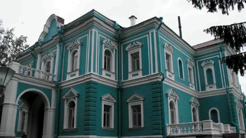 Усадьбу Стенбок-Ферморов в Лахте признали памятником