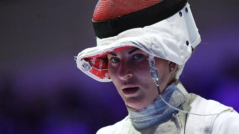 Дериглазова названа спортсменкой года по версии Минспорта России