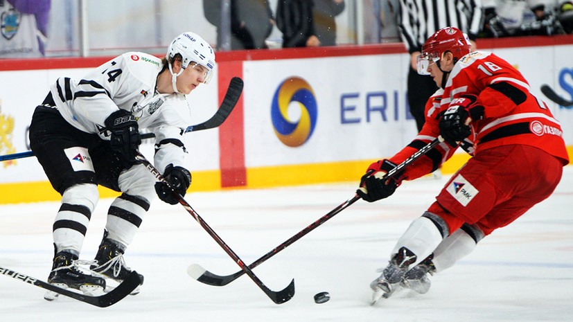 Хоккеист Кравцов объявил об уходе из «Трактора»
