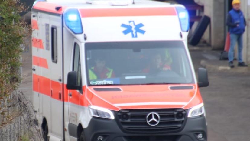 Не менее 25 человек пострадали при взрыве в доме в Германии