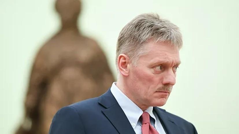 В Кремле высказались об идее Зеленского изменить Минские соглашения