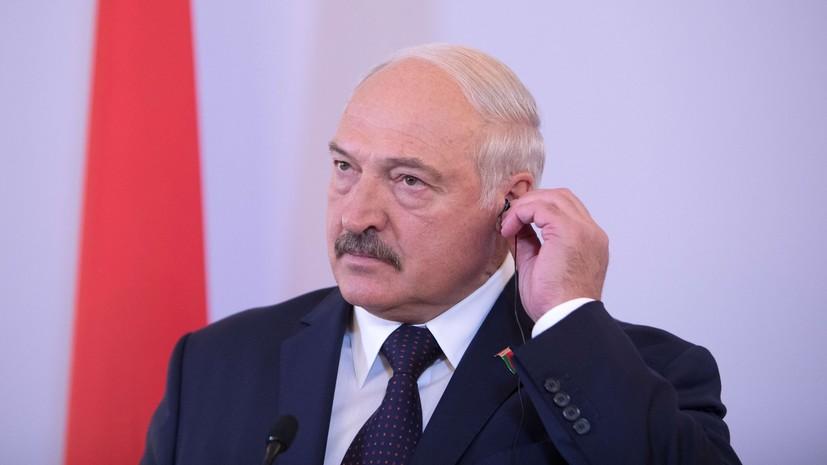 Лукашенко допустил новые переговоры с Россией по «больным вопросам»