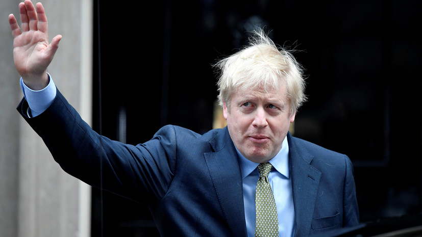 Эксперт прокомментировал победу Джонсона на парламентских выборах в Британии