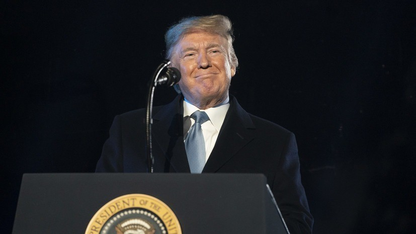 Трамп заявил о начале переговоров с КНР по второй фазе торговой сделки