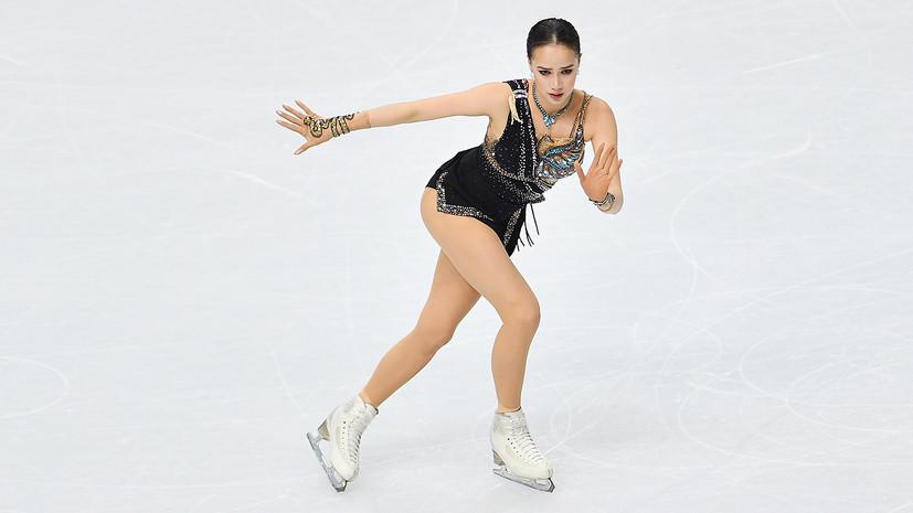 «Нужно вернуть мотивацию выходить на лёд»: Загитова приостановила спортивную карьеру