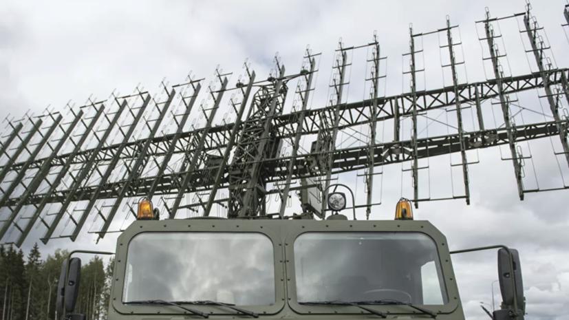 Подразделения радиотехнических войск провели учения в зоне ПВО Москвы