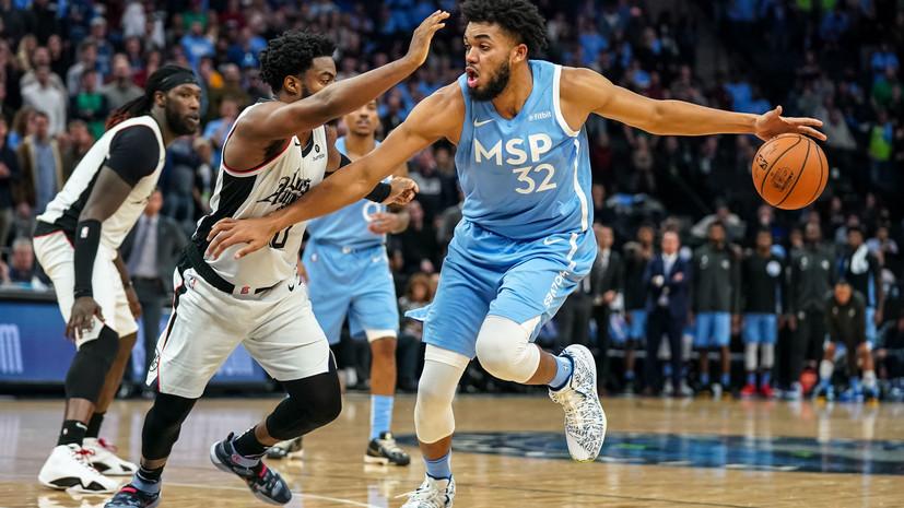 «Клипперс» одержал четвёртую победу подряд в НБА благодаря 88 очкам Джорджа и Леонарда на двоих
