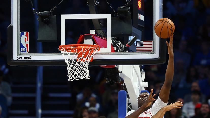 «Хьюстон» разгромил «Орландо» в матче НБА, Харден набрал 54 очка