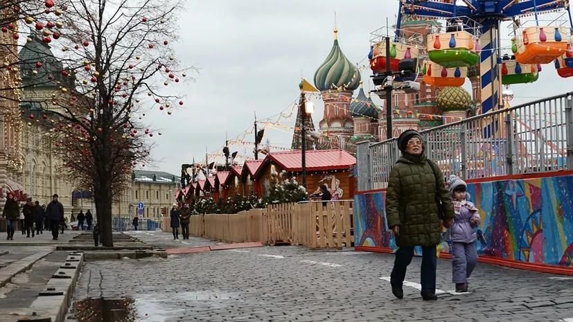 Синоптик назвал причины потепления в европейской части России