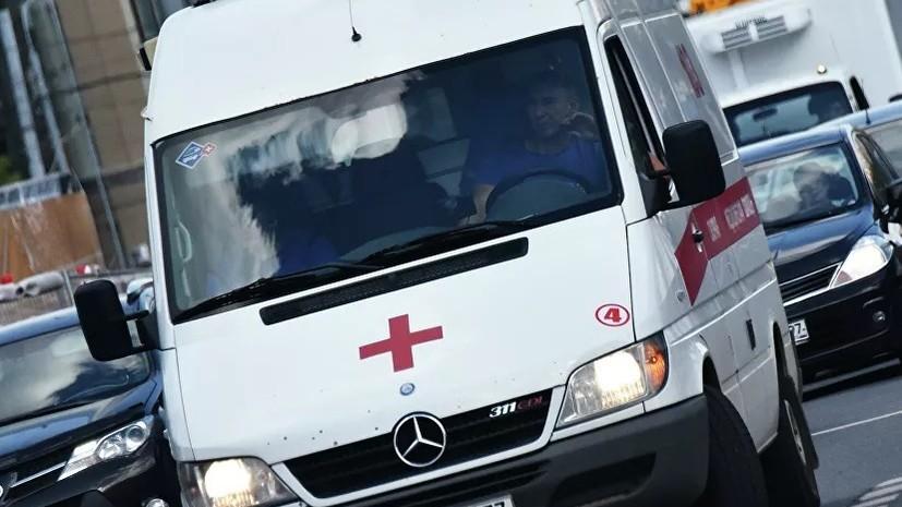 ВКомсомольске-на-Амуре из-за хлопка газа в доме пострадал один человек