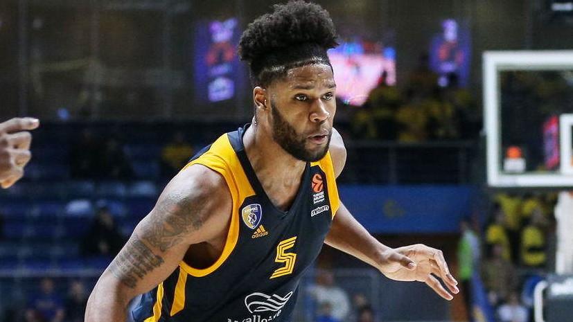 Центровой «Химок» Букер признан лучшим баскетболистом 13-го тура Евролиги