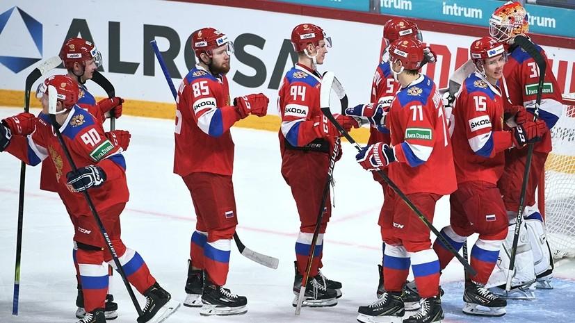 Сборная России победила Чехию по буллитам на Кубке Первого канала