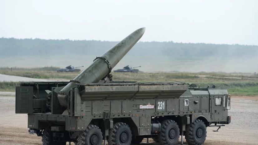 Расчёты комплекса«Искандер» отразили атаку на учениях под Астраханью