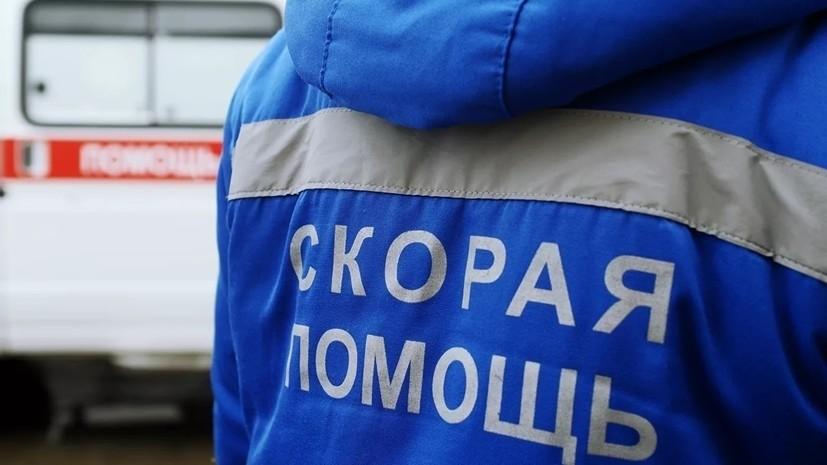 В Нижегородской области в ДТП с автобусом пострадали 14 человек
