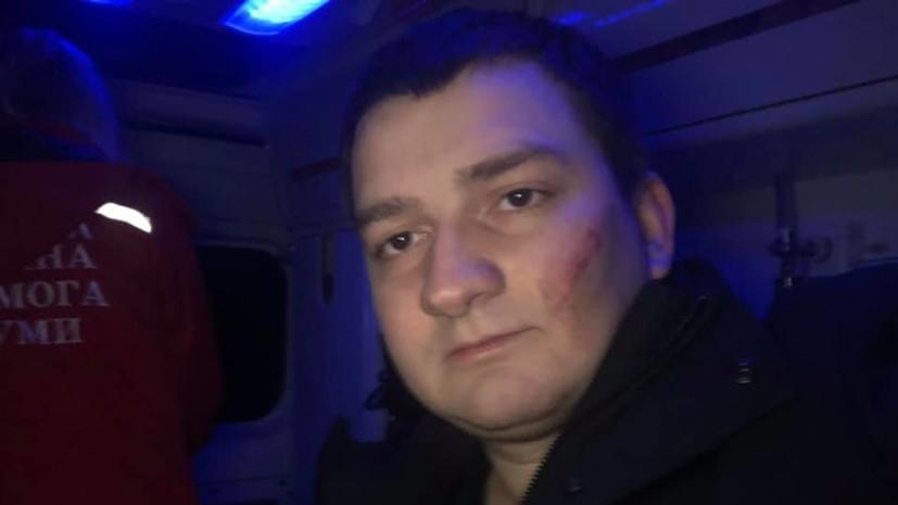 На Украине напали на депутата Верховной рады