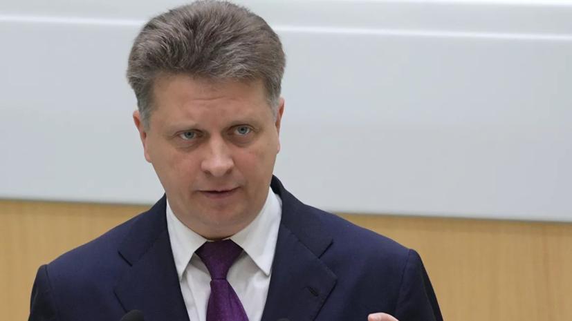 Экс-глава Минтранса Соколов может стать вице-губернатором Петербурга