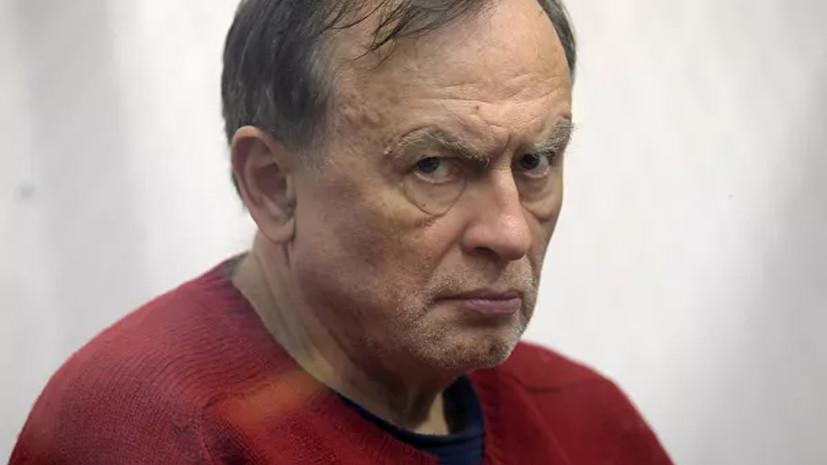 Суд Петербурга оставил историка Соколова под арестом