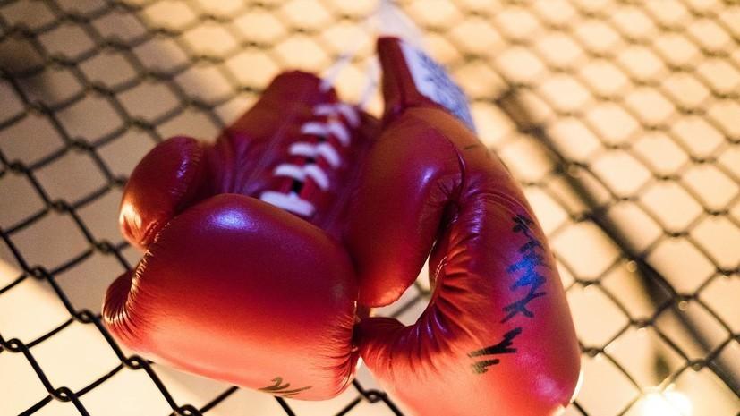 Стали известны победители чемпионата России по боксу среди молодёжи