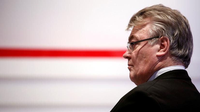 Верховный комиссар Франции по пенсионной реформе подал в отставку
