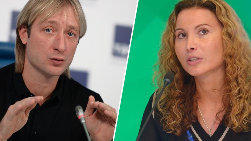 «Зачем Плющенко полез»: Жулин о конфликте Тутберидзе с Тарасовой, метаниях Загитовой и решении WADA